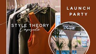 Style Theory Capsule: Launch Party @ NomadX Plaza Singapura