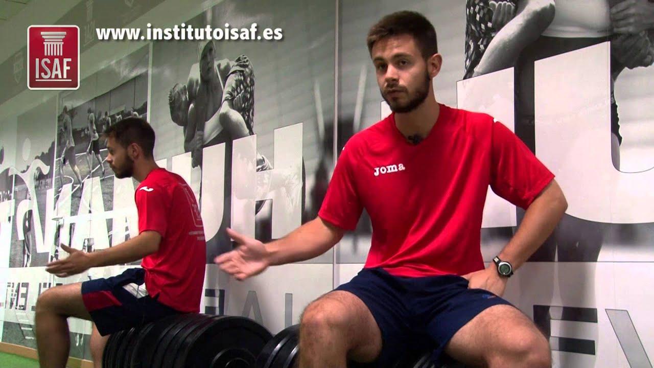 Nicol s entrenamiento funcional con transferencia al for Entrenamiento funcional