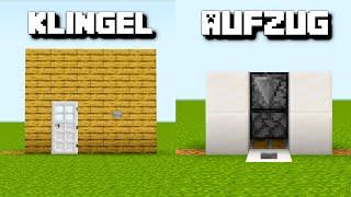 ✔ 4 einfache Redstoฑeideen in Minecraft   LarsLP