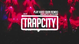 David Guetta ft. Ne-Yo & Akon - Play Hard (Quin Remix) [1 Hour Version]