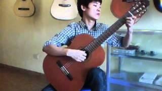 Doraemon guitar classic