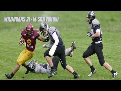 WILD BOARS -SBB VUKOVI 21-14/Sezona 2017