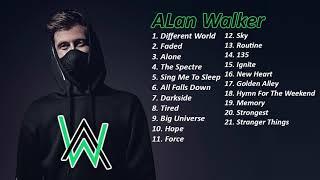 New Alan Walker Greatest Hits Full Album