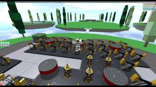 [ROBLOX: Nuclear Plant Tycoon] - Lets Play Ep 1 Ft. FallenFalconZ - Oil Rig Madness!