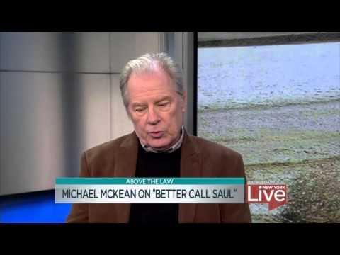 "Michael McKean on ""Better Call Saul"""