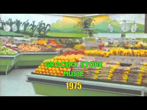 Sounds For The Supermarket 2 1975  Grocery Store Music