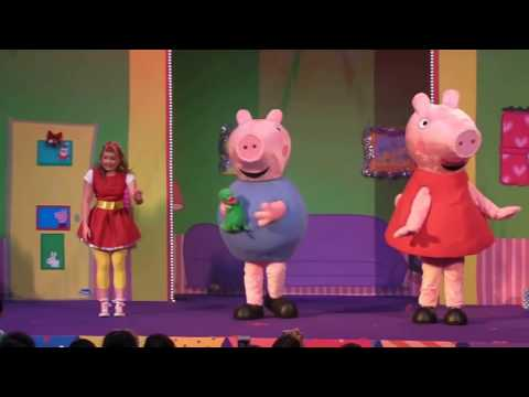 11 Peppa's Christmas Surprise!   Peppa Pig Live Show at United Square Mall, Singapore