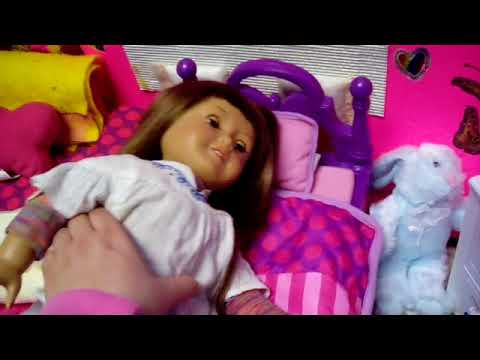 The Bedroom: An American Girl Doll Movie