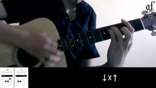 Tim McMorris - It's a Beautiful Day (урок на гітарі)