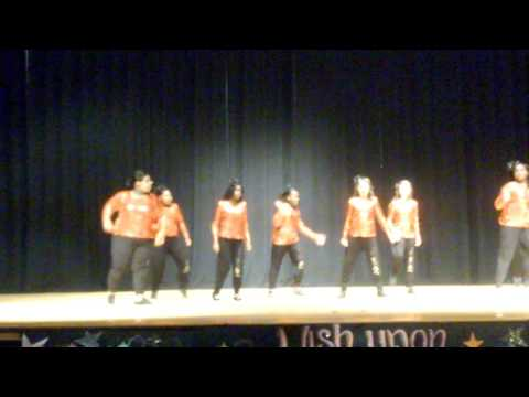 Saniya hip hop performance#2