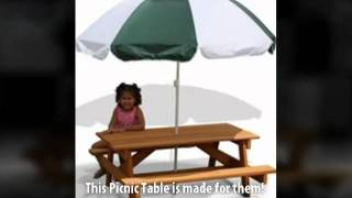 picnic table PLAYNATION.com