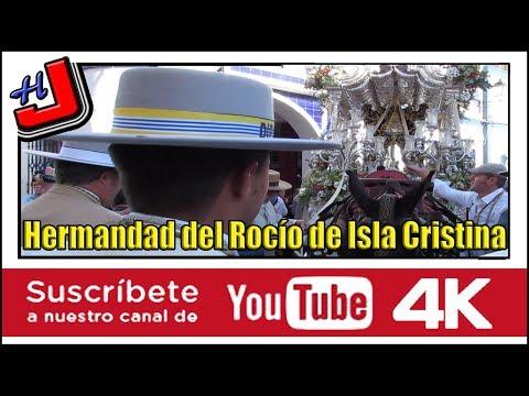 Hermandad del Rocío de Isla Cristina 2018