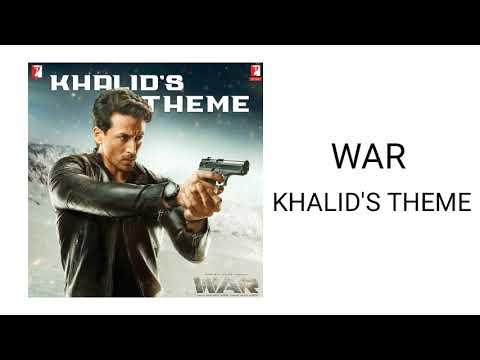 War Khalid's Theme Instrumental  Khalid's Theme Soundtrack In War  Movie