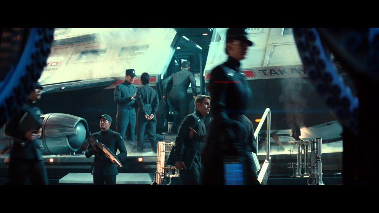 Стартрек: Возмездие - Trailer