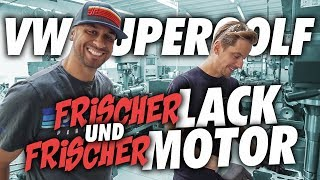 JP Performance - Frischer Lack und Frischer Motor | VW Supergolf