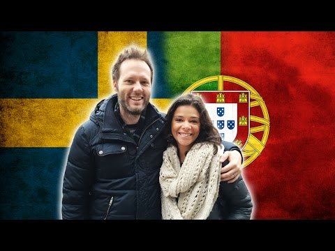 SWEDISH VS PORTUGUESE #2 -  Language Challenge