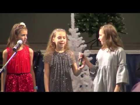 """Новогодняя елка воспитанников """"Спарты энд К"""", 25 декабря 2018"""