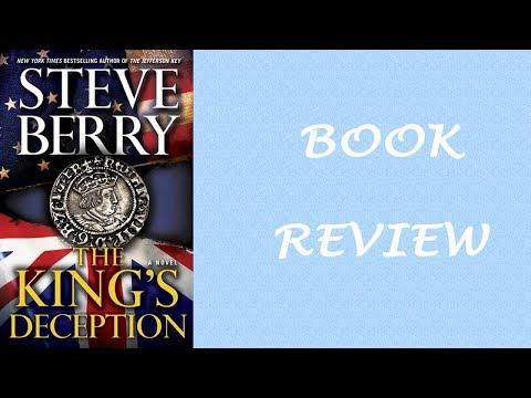 Book Review: The King's Deception By Steve Berry
