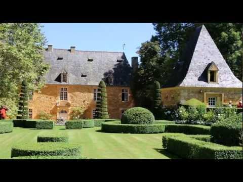 Les Jardins du Manoir d'Eyrignac - Monument historique du XVII & XVIII siècles