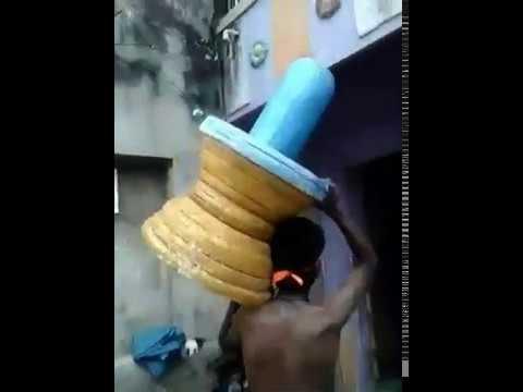 Bahubali  Sivuni Anna Spoof Video Song (with Venny Prabhas)