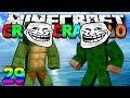 """Minecraft Mods Crazy Craft 2.0 """"The Troll War Begins!"""" Modded Survival #29 w/Lachlan"""