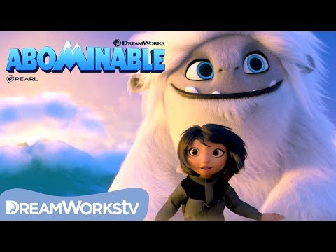 Abominable trailer hopes you have room in your heart for another yeti movie