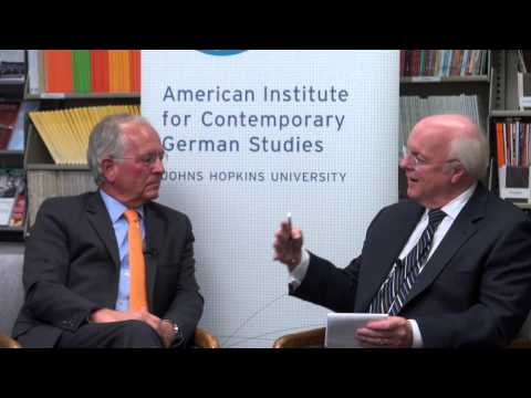 Amb. Wolfgang Ischinger on Germany's Responsibilities in Foreign Policy, Security Cooperation