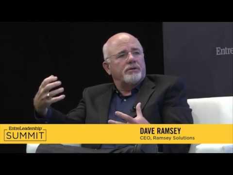 EntreLeadership Summit 2017 - Ken Coleman Interviews Dave Ramsey