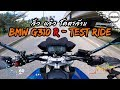 ลองขี่ BMW G310 R Test Ride   Motorcycle น้องใหม่จากบีเอ็มดับเบิ้ลยู   GOPRO