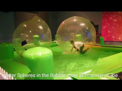 Bubblefest XXI at Discovery Cube Orange County