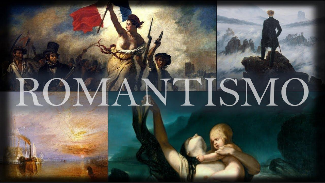 Romantismo: Pintura romântica | História C. Artes (11º ano ...