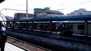 Supervia - 3021 Central parador e 3064\3065 expresso Central - Estação Madureira