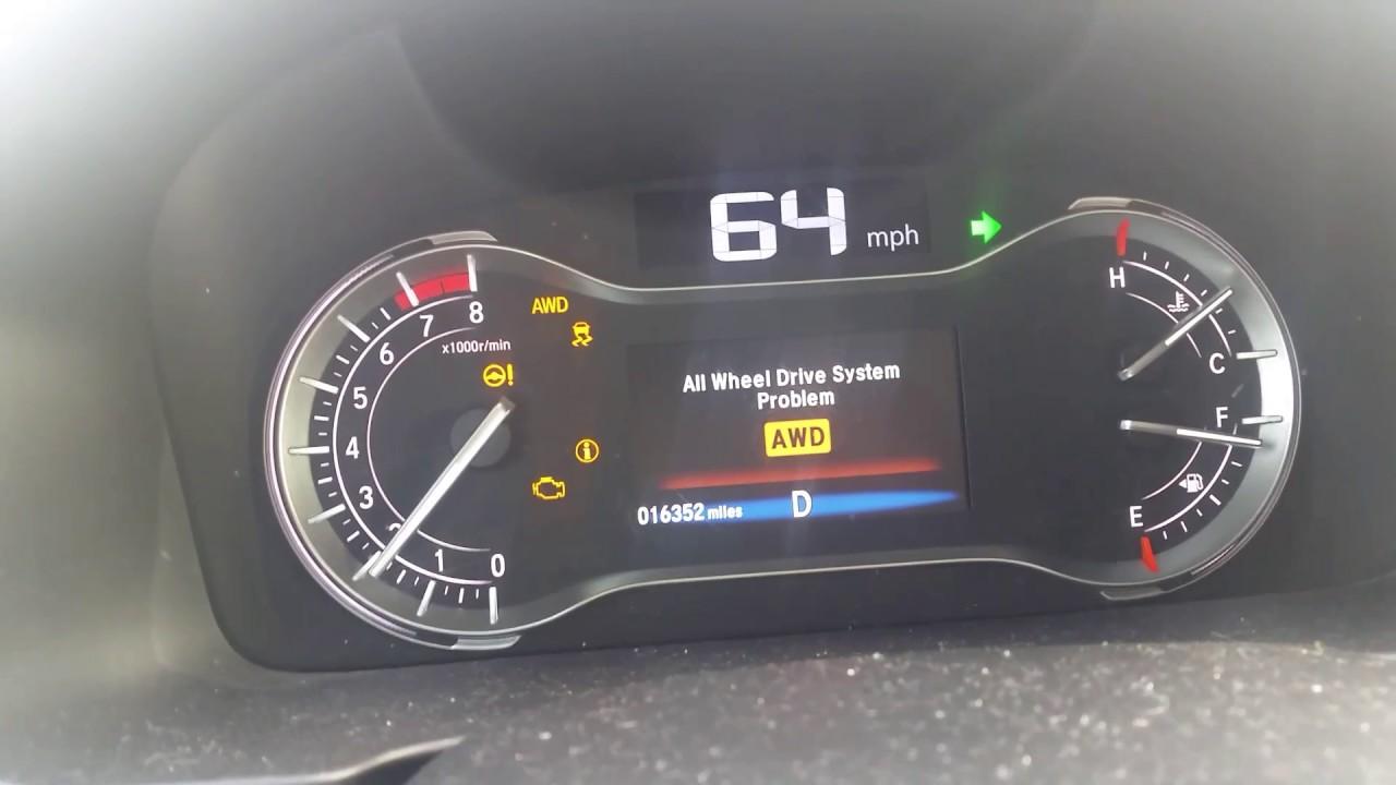 Honda Pilot Electrical Issues 2016