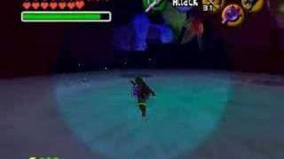 Zelda Ocarina of Time - Bongo Bongo - No damage