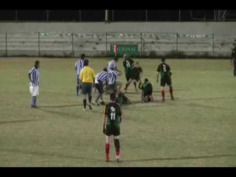 Ross vs Windsor - Match 2- Part 4/8 - St Kitts Rugby