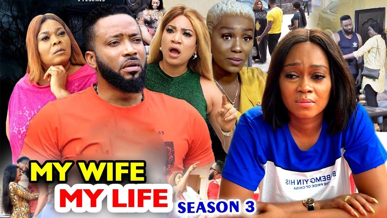 Download MY WIFE MY LIFE SEASON 3 - {New Movie} Fredrick Leonard 2020 Latest Nigerian Nollywood Movie Full HD