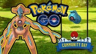 Deoxys als EX-Raid & Community-Day-Gerüchteküche | Pokémon GO Deutsch #727