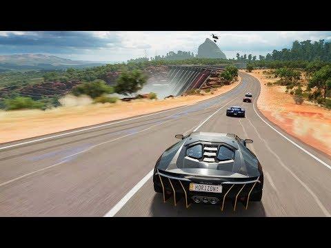 Forza Horizon 3 | Xbox One X 4K HDR | Gameplay Test