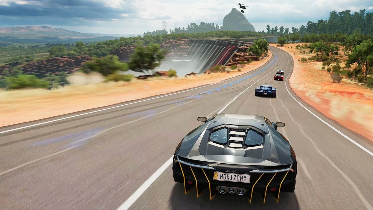 Forza horizon 3 xbox one x 4k hdr gameplay test youtube - Is forza horizon 3 4k ...