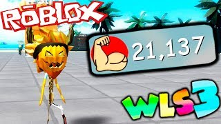 I LOSE ALL MY POWER 😰 WEIGHT LIFTING SIMULATOR 3 ROBLOX