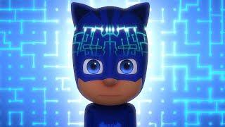 PJ Masks Deutsch Pyjamahelden 🌟 Catboy vs. Robo-Cat 🌟 Cartoons für Kinder