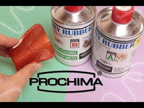 Prochima: Resina di GOMMA Epoxy Rubber | Sissy's Creations