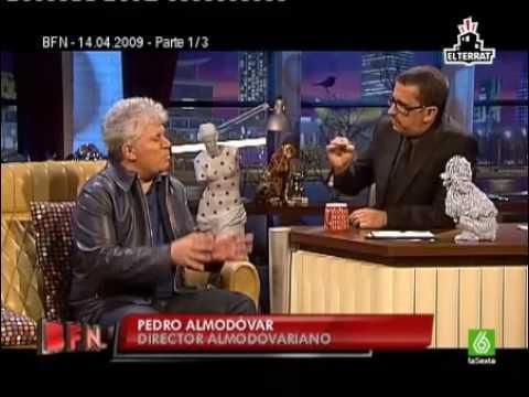 BFN  Entrevista a Pedro Almodóvar 13