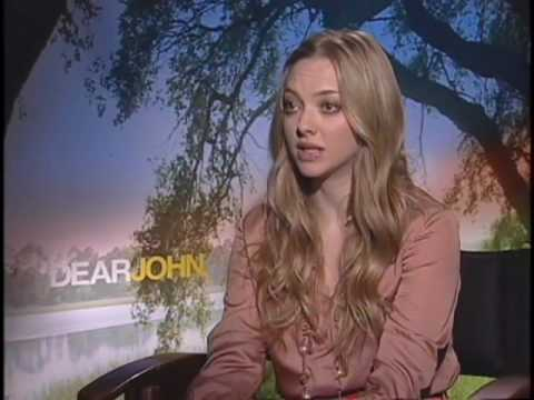 Gordon Keith interviews Amanda Seyfried