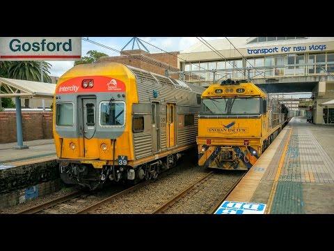 Transport for NSW Vlog No.856 Gosford part 10