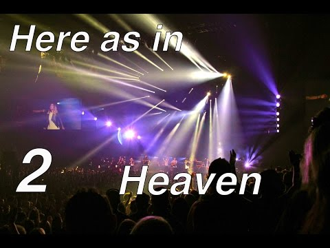Here As In Heaven - Elevation Worship - Time Warner Cable Arena 2015 Part 2
