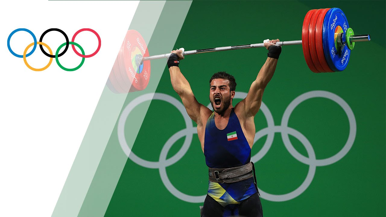 Records and firsts aplenty in Rio 2016 men's weightlifting