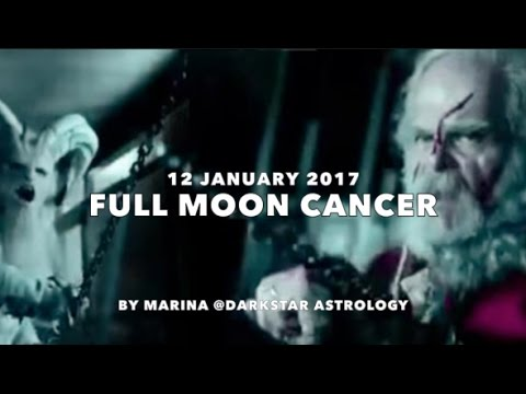 Full Moon Cancer January 2017 ~ Tug Of War by...