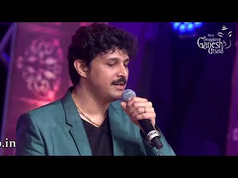"""""""Bhale Bhale Chandada"""" By Rajesh Krishnan At 55th Bengaluru Ganesh Utsava"""