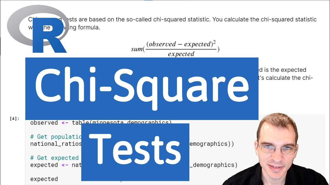 Introduction to R: Chi-Squared Tests